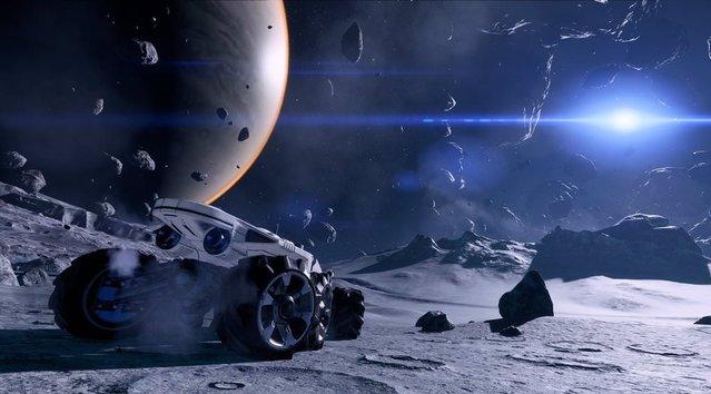 Mass Effect Andromeda'nın enfes ekran görüntüleri