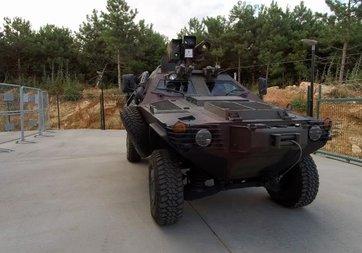 Türk lazer silahları ilk sınavdan geçmeyi başardı