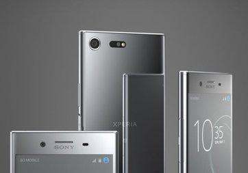 Sony Xperia XZ Premium'un hibrit özelliği doğruymuş