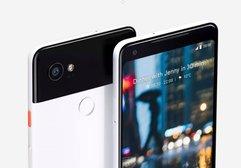 Google Pixel 2 XL'nin ekranında başka sorun var