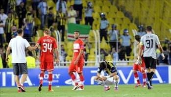 Sosyal medya Fenerbahçe - Moskova maçı ile sallandı