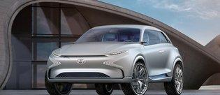 2017 Hyundai FE Concept tanıtıldı, işte özellikleri