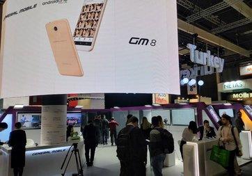General Mobile, MWC'de GM 8 ve GM 8 Go'yu açıkladı