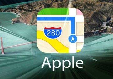 Apple haritalarda drone kullanmaya başlıyor