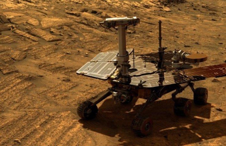 MARS ROBOTU OPPORTUNİTY İÇİN UMUTLAR TÜKENMEK ÜZERE