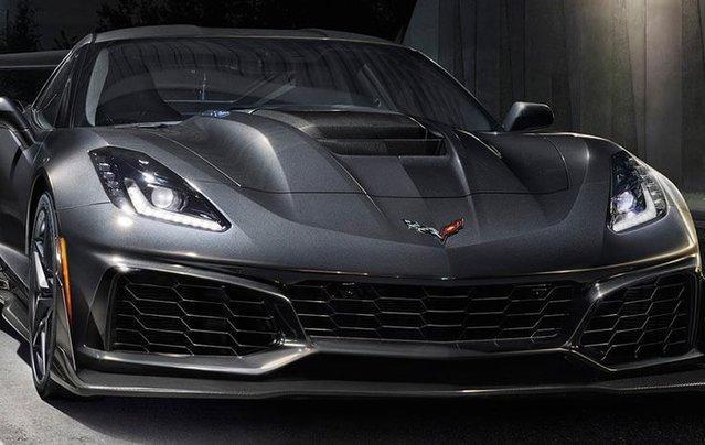 """Yeni otoyol canavarı """"Corvette ZR1"""""""