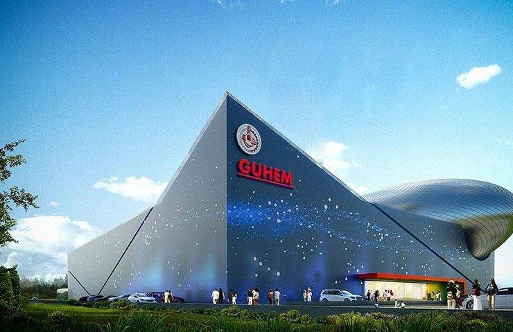 Bursa'da astronot yetiştirecek 200 milyon liralık merkez yükseliyor