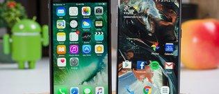 Apple, Samsung'u 5'e katladı!
