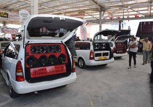 Modifiye araç tutkunları Muğla'da buluştu