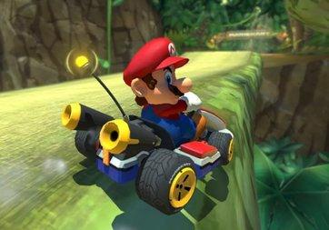 Mario Kart, akıllı telefonlara geliyor