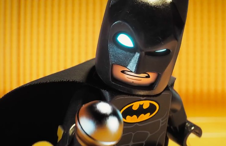 THE LEGO BATMAN MOVİE, HAFTA SONUNUN LİDERİ OLDU!