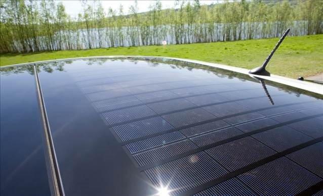 Solar tavanlı Toyota Prius ile tanışın