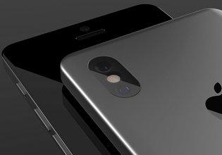 Çift kameralı iPhone 5X konsepti