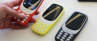 Yeni Nokia 3310'a ilgi çok büyük!