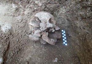 1500 yıllık gizemli 'vampir mezarı' keşfedildi!