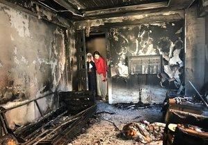 Şarja bırakılan elektronik sigara yangına sebep oldu