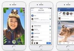 Snapchat benzeri özellik Facebook Stories yayınlandı