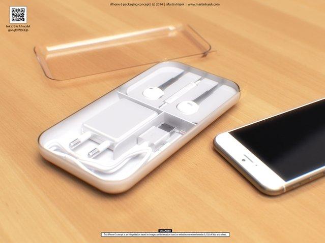 iPhone 6 ve kutusu nasıl olacak?