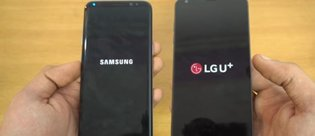 Samsung Galaxy S8 ve LG G6 hız testinde!