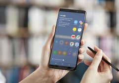 Galaxy Note 8 En iyi ekranlı akıllı telefon oldu