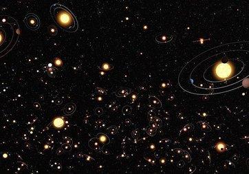 Oluşum aşamasında öte gezegen gözlemlendi