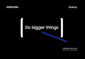 Samsung Galaxy Note 8 bugün tanıtılıyor