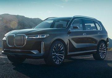 BMW X7 Nürburgring'de test edildi