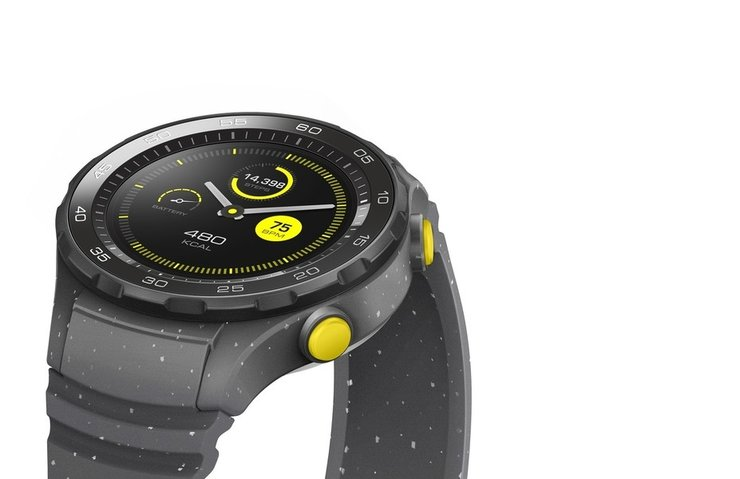 HUAWEİ WATCH 2 VE WATCH 2 CLASSİC DUYURULDU!