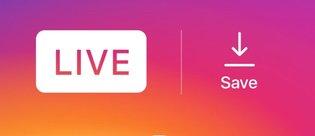 Instagram canlı yayınları artık telefonlara kaydedilebiliyor!