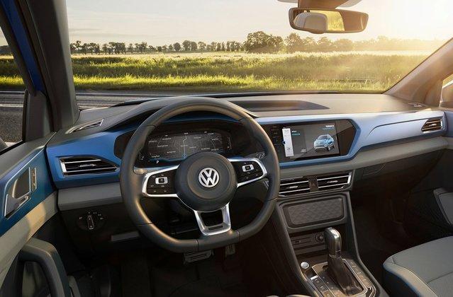 Volkswagen Tarok Concept resmen tanıtıldı