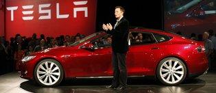 Tesla sonunda ABD'nin en değerli otomotiv firması oldu