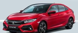 Yeni Honda Civic Hatchback'in Türkiye fiyatı belli oldu