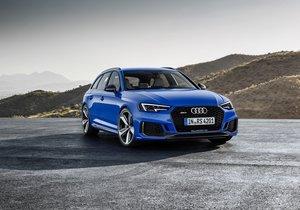 2018 Audi RS4 Avant karşınızda!