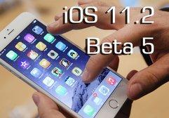 Apple, iOS 11.2 beta 5'i yayınladı