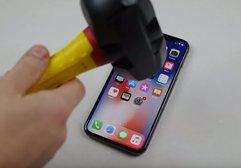 Apple iPhone X çılgın dayanıklılık testine girdi