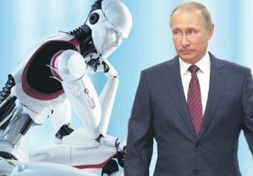 Putin dünyayı kimin yöneteceğini açıkladı: YAPAY ZEKA