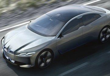 BMW'nin yeni elektriklisi: i Vision Dynamics
