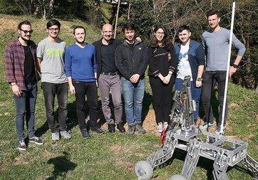 İTÜ öğrencilerinden Mars'ta görev yapabilecek milli insansız kara aracı!