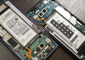 Galaxy Note 9'u parçalarına ayırdılar