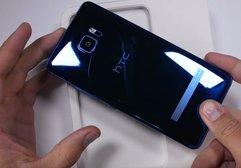 HTC U Ultra bükülme ve dayanıklılık testine girdi