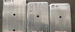 iPhone 8, iPhone 7s ve iPhone 7s Plus'tan görüntü geldi, böyle görünecekler!