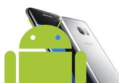 Samsung, Android Nougat güncellemesine devam ediyor