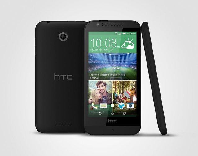 HTC Desire 510 hakkında her şey