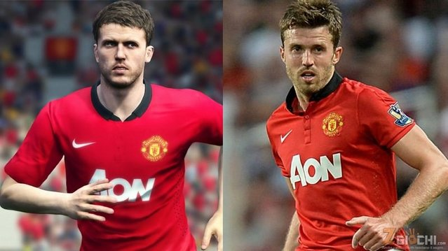 PES 2015'teki futbolcu yüzleri çok gerçekçi olacak