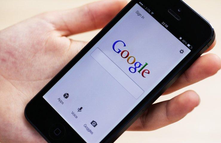 Google telefondan artık böyle görünüyor