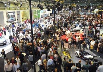 İstanbul Autoshow 2017, 21 Nisan'da kapılarını açıyor