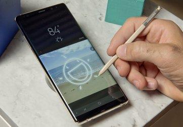 Galaxy Note 8 Android Oreo Türkiye'de çıktı