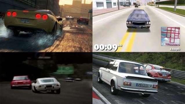 PlayStation'da 20 yıllık sürüş oyunu tarihi