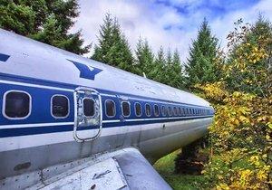 Emekli mühendis Boeing 727'yi tamamen değiştirdi
