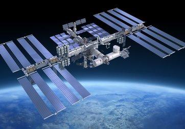 Gökyüzünde garip bir nesne mi var? ISS olmasın? ISS nerede bulun!